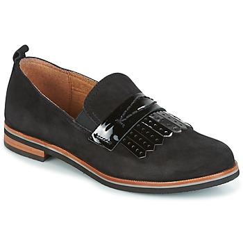 Chaussures Femme Mocassins Caprice CILA Noir