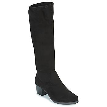 Chaussures Femme Bottes ville Caprice BELLA Noir
