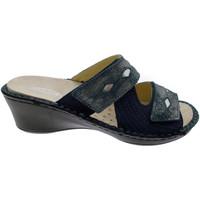 Chaussures Femme Mules Loren LOM2653bl blu
