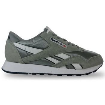 Chaussures Homme Baskets mode Reebok Sport Chaussure homme Classic Nylon Gris