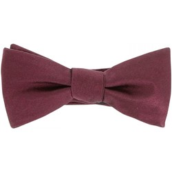 Vêtements Homme Cravates et accessoires Andrew Mc Allister noeud papillon ceremonie bordeaux Bordeaux