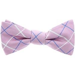 Vêtements Homme Cravates et accessoires Andrew Mc Allister noeud papillon dandy rose Rose
