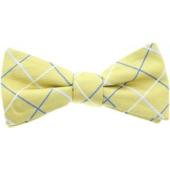 Vêtements Homme Cravates et accessoires Andrew Mc Allister noeud papillon dandy jaune Jaune
