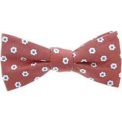 Vêtements Homme Cravates et accessoires Andrew Mc Allister noeud papillon dandy rouge Rouge