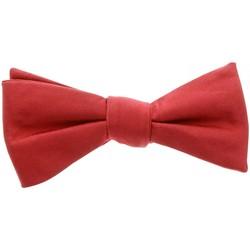 Vêtements Homme Cravates et accessoires Andrew Mc Allister noeud papillon ceremonie rouge Rouge