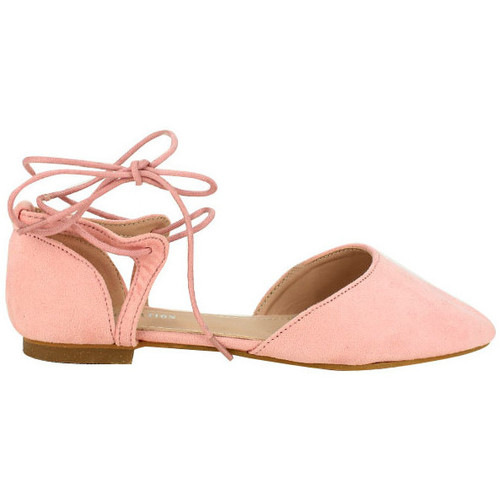 Chaussures Femme Ballerines / babies Cendriyon Ballerines Rose Chaussures Femme Rose