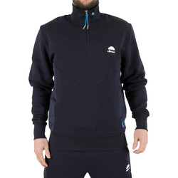 Vêtements Homme Sweats Ellesse Homme Bertini Sweatshirt Entonnoir Zip, Bleu bleu