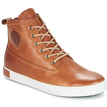 Chaussures Homme Baskets montantes Blackstone GM06 Marron