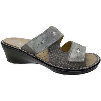 Chaussures Femme Mules Calzaturificio Loren LOM2653gr grigio