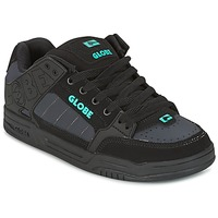 Chaussures Homme Baskets basses Globe TILT Noir