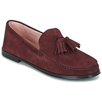 Chaussures Femme Mocassins Pretty Ballerinas CROSTINA RIOJA bordeau