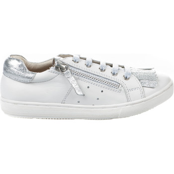 Chaussures Fille Baskets basses Apples & Pears Baskets fille -   - Blanc - B008039 - Millim BLANC