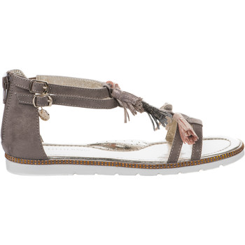Chaussures Fille Sandales et Nu-pieds Little David Nu-pieds fille -  - Taupe - 117143466 - Millim TAUPE