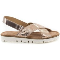 Chaussures Femme Sandales et Nu-pieds Alpe 34023465 Or