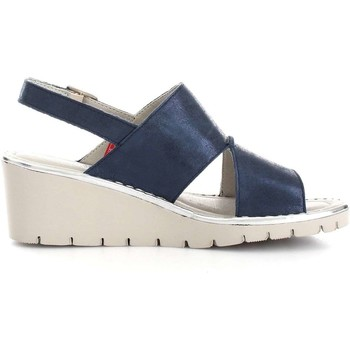 Chaussures Femme Sandales et Nu-pieds CallagHan 11102  Femme Navy Navy