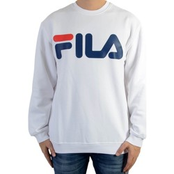 Vêtements Homme Sweats Fila Sweat  Classic Bright Whithe Blanc