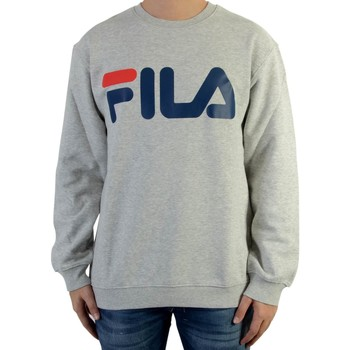 Vêtements Homme Sweats Fila Sweat  Classic Light Grey Gris