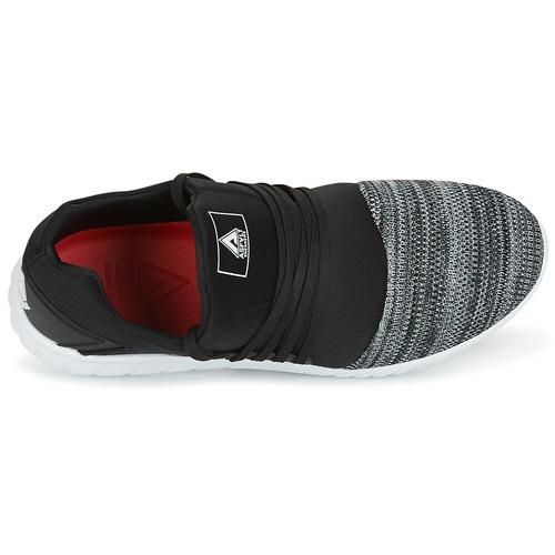 Low Homme Baskets Chaussures Area Basses Asfvlt NoirBlanc F1JclK