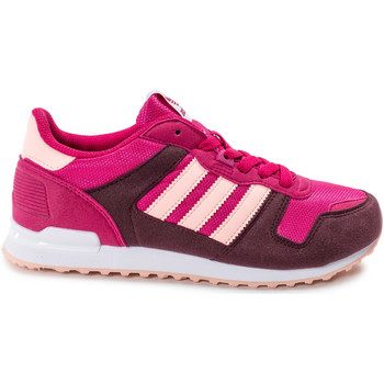 Chaussures Enfant Baskets basses adidas Originals Zx 700 Enfant Rose