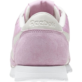 Chaussures Femme Baskets basses Reebok Sport ZAPATILLAS  CL NYLON X FACE Rose