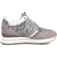 Chaussures Homme Baskets basses Apepazza RSD03 Basket Femme Grey Grey