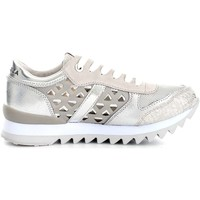 Chaussures Homme Baskets basses Apepazza DLY20 Basket Femme Silver Silver