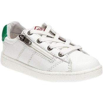 Chaussures Fille Baskets basses Palladium malo cash blanc