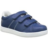 Chaussures Garçon Baskets basses Palladium master nca bleu
