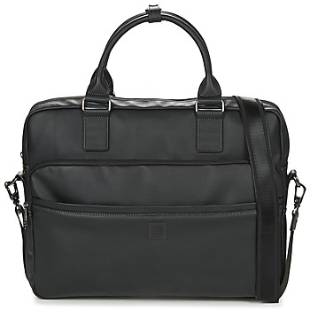 Sacs Homme Porte-Documents / Serviettes Serge Blanco MANHATTAN Noir