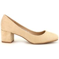Chaussures Femme Ballerines / babies Cendriyon Ballerines Beige Chaussures Femme, Beige
