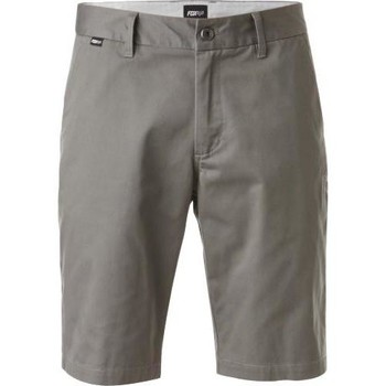 Vêtements Homme Shorts / Bermudas Fox Short  Essex Gun Metal Anthracite