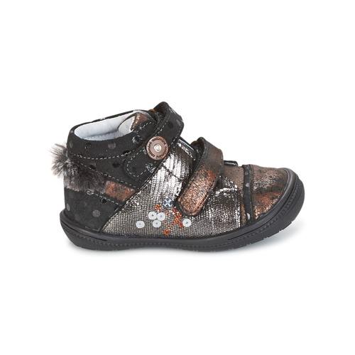 Catimini Chaussures Rossignol Fille NoirCuivre Boots jVqLUzMGpS