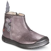 Chaussures Fille Boots GBB ROMANE Bois de rose