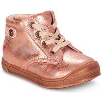 Chaussures Fille Baskets montantes GBB REGINE Rose