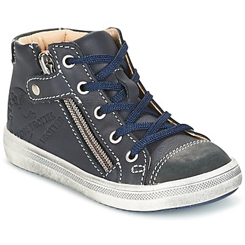 Chaussures Garçon Boots GBB NICO VTE MARINE DPF/2835