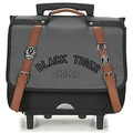 Ikks BLACK TIGER CARTABLE TROLLEY 38CM