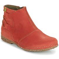 Chaussures Femme Boots El Naturalista ANGKOR Orange