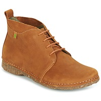 Chaussures Femme Boots El Naturalista ANGKOR Camel