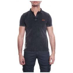 Vêtements Homme T-shirts & Polos Ritchie POLO PADRIG Noir