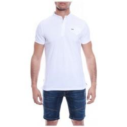 Vêtements Homme T-shirts & Polos Ritchie POLO PRIMIX Blanc