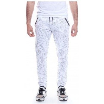 Vêtements Homme Pantalons Ritchie PANTALON FLEECE CLADY Blanc