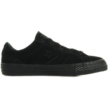 Chaussures Baskets mode Converse Star Player Ox Black noir