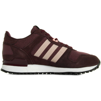Chaussures Femme Baskets mode adidas Originals Zx 700 W rouge