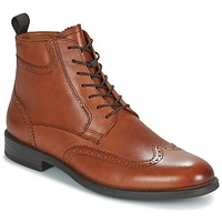 Chaussures Homme Boots Vagabond SALVATORE Cognac