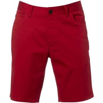 Vêtements Homme Shorts / Bermudas Fox Short  Caliper Cranberry Framboise