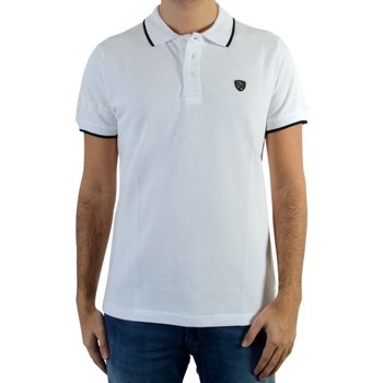 Vêtements Homme Polos manches courtes Redskins Polo  Apolon Bridge White Blanc