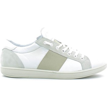 Chaussures Homme Baskets basses Igi&co 7675 Chaussures lacets Man Bianco Bianco