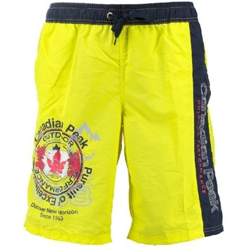 Vêtements Homme Maillots / Shorts de bain Canadian Peak MaillotBain Quapple Men Jaune