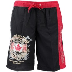 Vêtements Homme Maillots / Shorts de bain Canadian Peak MaillotBain Quapple Men Noir