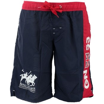Vêtements Homme Maillots / Shorts de bain Geographical Norway Maillot de Bain Quatar Men Marine